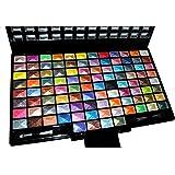 Elegant 100 Piece Glitter Eyeshadow M...