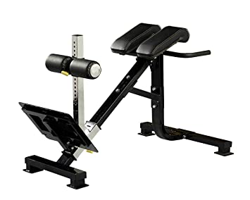 Powertec Fitness P-HC10 45-Degree Dual Hyperextension / Roman Chair  sc 1 st  Amazon.ca & Powertec Fitness P-HC10 45-Degree Dual Hyperextension / Roman Chair ...