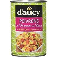 d'aucy Poivron/Pommes de Terre 375 g
