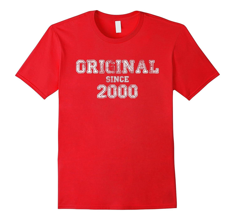 2000 Tshirts-Original since 2000 Tshirt-Birthday gift-Art
