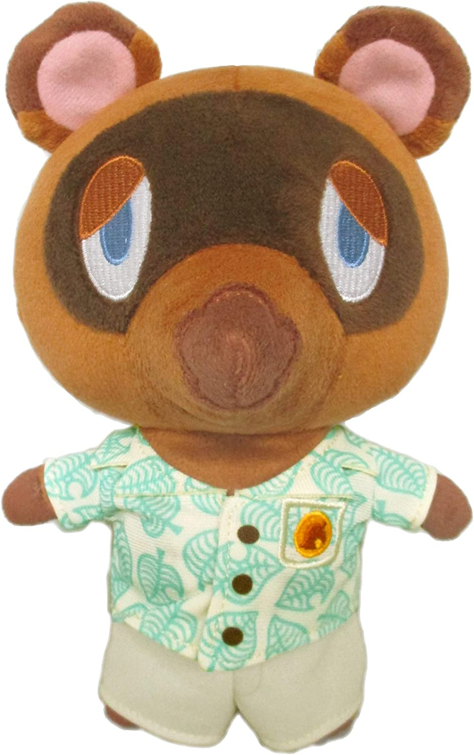 Little Buddy 1793 Animal Crossing - New Horizons - Tom Nook Plush, 8""