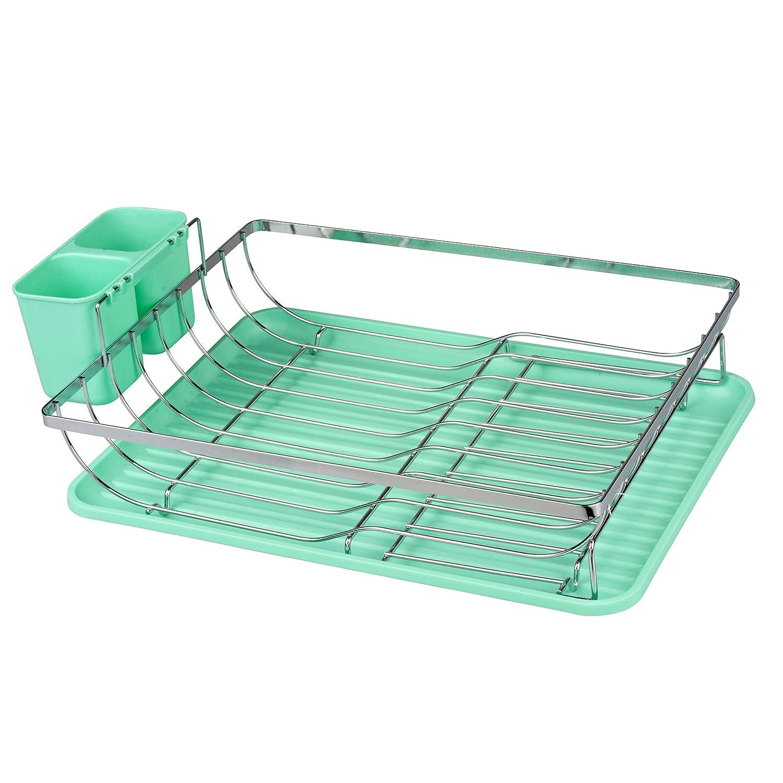Amazon.com: It\'s Useful Dish Drying Rack: Kitchen & Dining