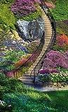 Garden Stairway Bridge Score Pads Bridge Playing Cards Accessory