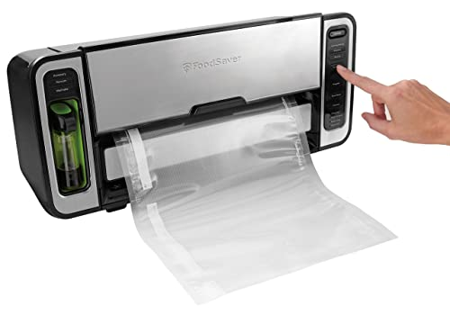 FoodSaver Premium 2-In-1 Automatic Bag-Making Vacuum Sealing System