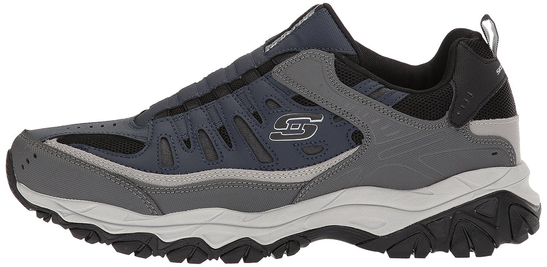 Skechers-Afterburn-Memory-Foam-M-fit-Men-039-s-Sport-After-Burn-Baskets-Chaussures miniature 71