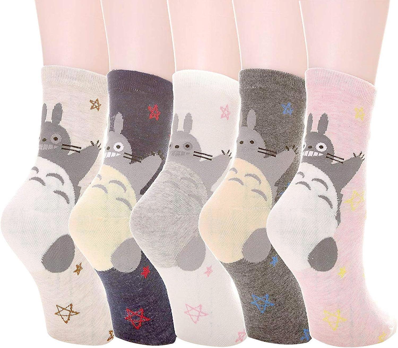 /Animal Cat Dog Art Animation character OKIE OKIE pi/ù venduti da donna calze Gift/ calzini di Natale regali per donne