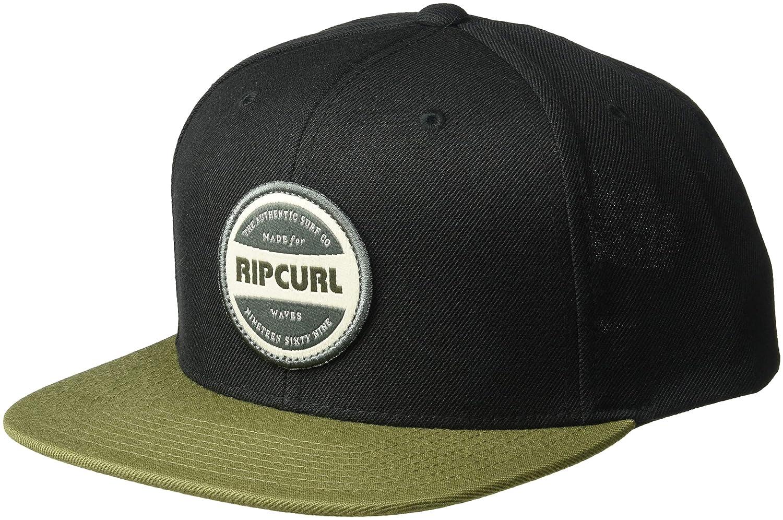 Amazon.com  Rip Curl Men s Staple Snapback 4d735a23a1e