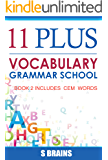 Eleven Plus Vocabulary Includes CEM: 11 Plus Vocabulary