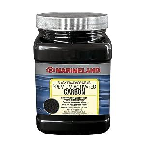 Marineland Black Diamond Media Premium Activated Carbon, 10 Ounce