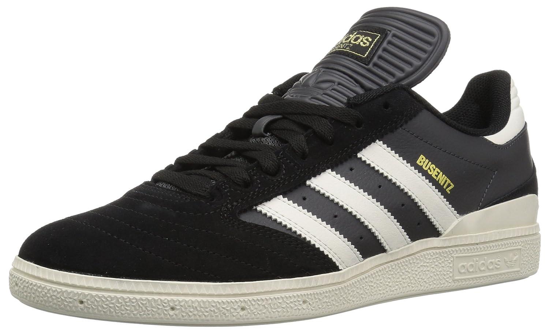 first rate 70ba0 b1c11 Adidas Originals Busenitz Uomo B075QJX1TT 43 43 43 EU Core nero, Chalk  bianca, Dgh Solid grigio ...