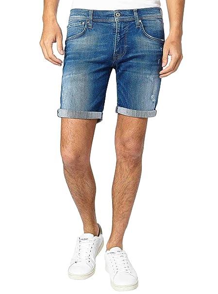 envío gratis f7af5 9d612 Pepe Jeans Cane Short, Pantalones Cortos para Hombre: Amazon ...