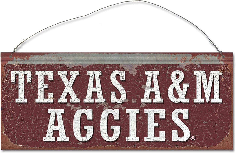 Legacy NCAA Fan Shop Rectangle Tin Sign