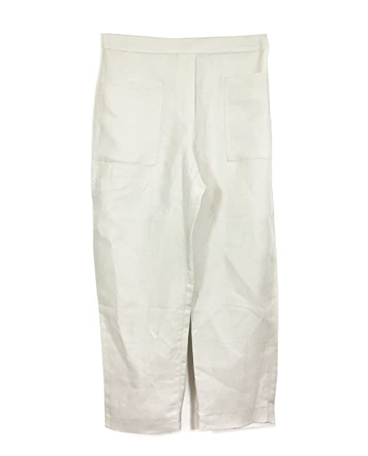 Zara Pantaloni Donna Beige X S: Amazon.it: Abbigliamento