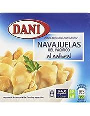Dani Navajuelas del Pacífico al Natural - 63 g