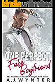 One Perfect Fake Boyfriend (The Billionaires of Torver Corporation Book 5)