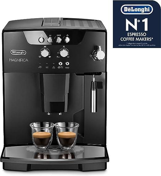 Delonghi Magnifica ESAM 4.110 B Maquina De Espresso, 1450 W, 1.8 ...