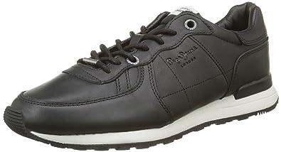 Herren Tinker Top Sneaker, Schwarz (Black 999), 40 EU Pepe Jeans London