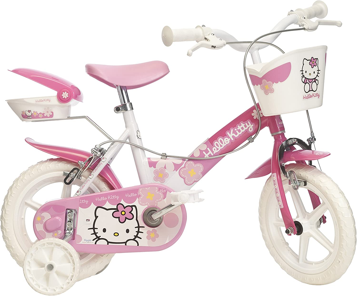 Hello Kitty 65DI060 - Bicicleta 12