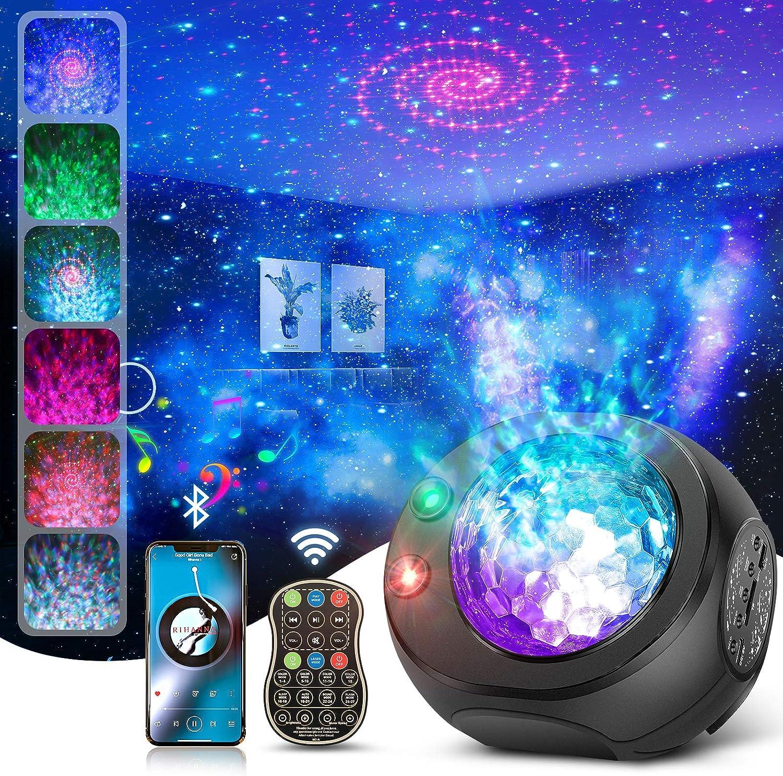 Tobusa Galaxy Star Night Light Projector $15.99 Coupon