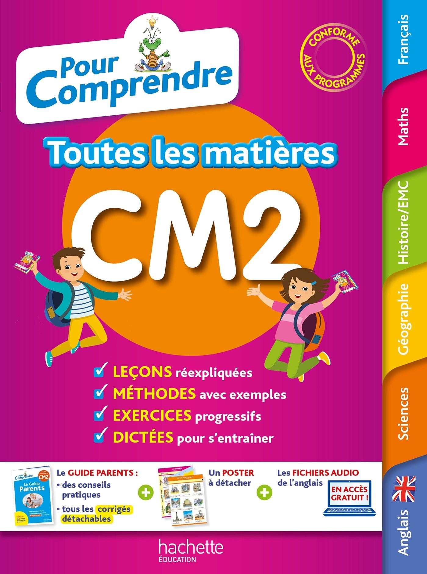 Pour comprendre Toutes les matières CM2 La collection