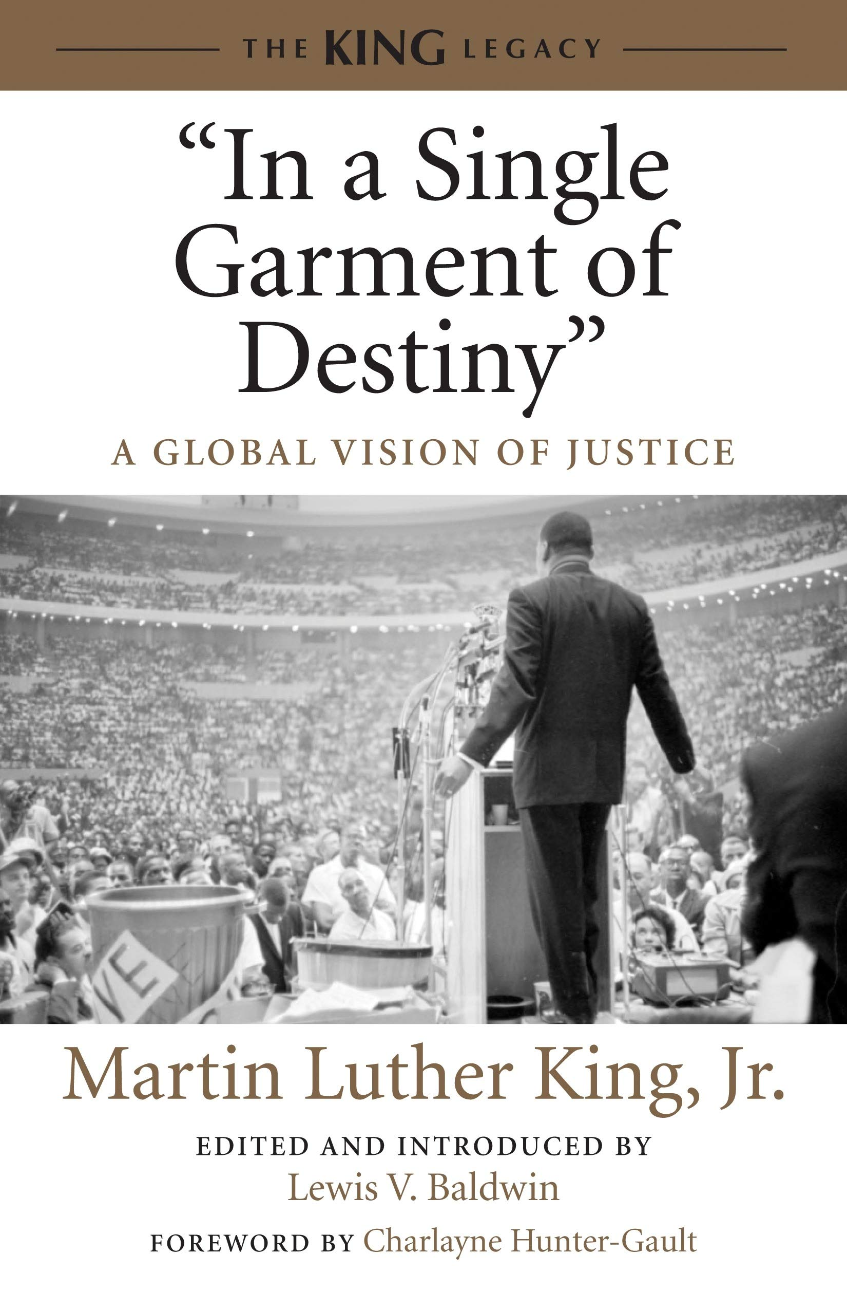 """In a Single Garment of Destiny"": A Global Vision of Justice (King Legacy) pdf epub"