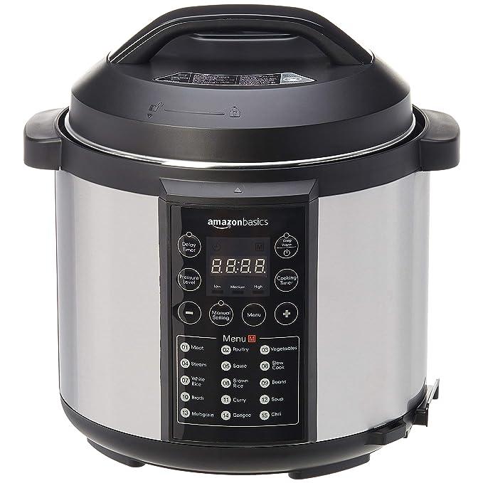 Quale Slow Cooker acquistare - AmazonBasic Robot da cucina Multicooker