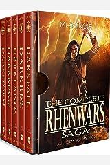 The Complete Rhenwars Saga: An Epic Fantasy Pentalogy Kindle Edition