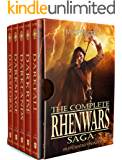 The Complete Rhenwars Saga: An Epic Fantasy Pentalogy (English Edition)