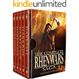 The Complete Rhenwars Saga: An Epic Fantasy Pentalogy