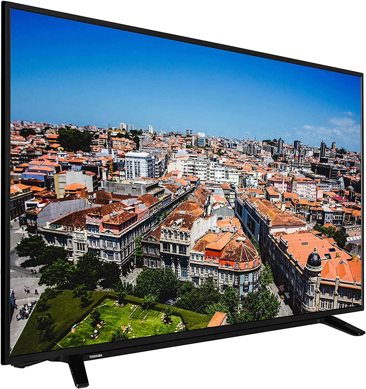 TOSHIBA 50U2963DG TELEVISOR 50 UHD 4K Smart TV WiFi HDR10 HD DVB-T2-C-S2: Amazon.es: Electrónica