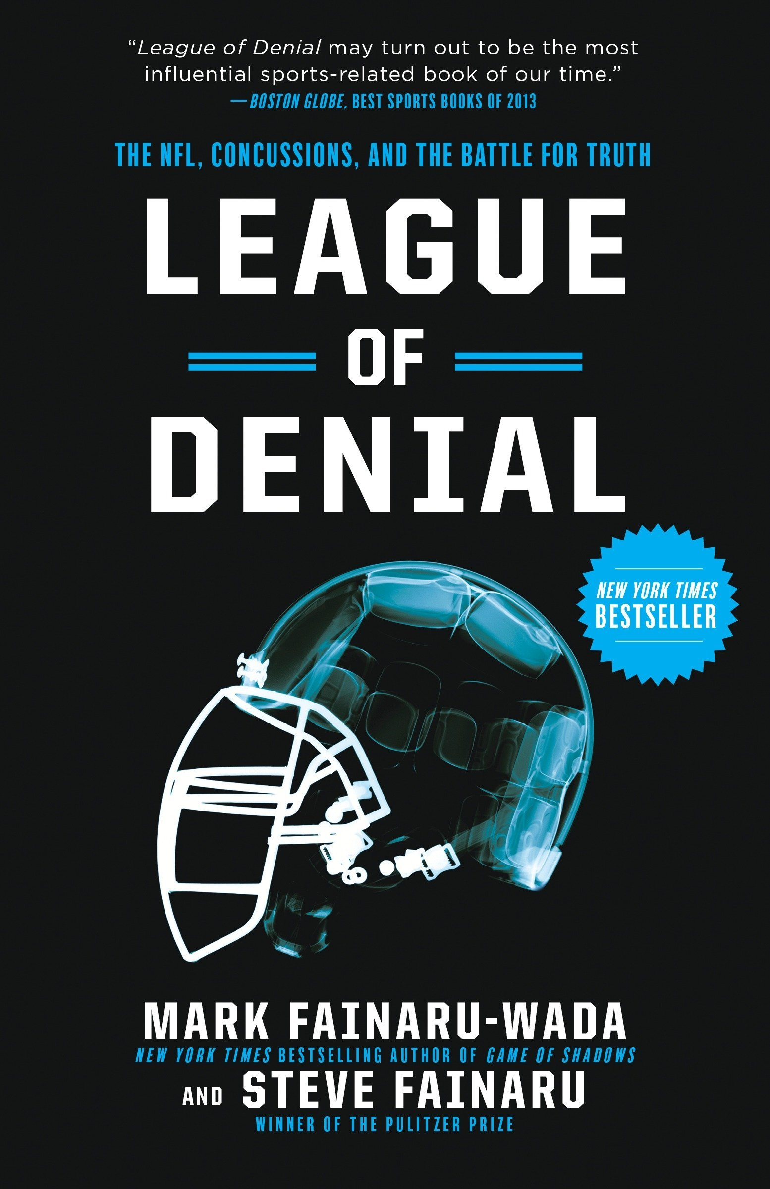 New Book, League of Denial, Explores Connection Between Brain Damage and Football