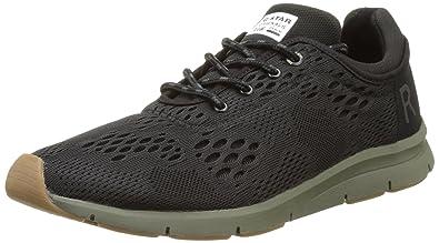 G-Star Herren Grount Mesh Sneakers, Schwarz (Black 990), 40 EU