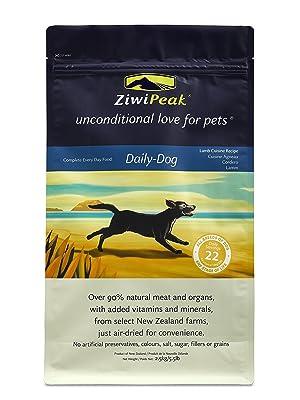 ZiwiPeak Air-Dried Dog CuisineZiwiPeak Air-Dried Dog Cuisine