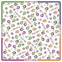 Mommys Helper No Mess Splat Mat, Printed