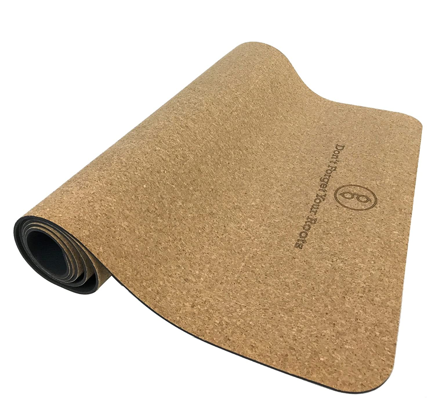 The Roots Yoga Mat travel product recommended by Maggie Schott on Pretty Progressive.