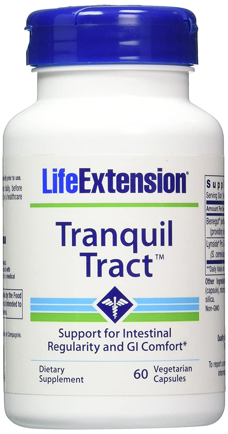 Amazon.com: Tranquil Tract Life Extension 60 VCaps: Health & Personal Care