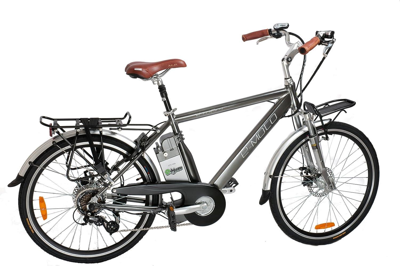 Urban Mover EMV20Silver - Bicicleta eléctrica, Talla L (173-182 cm ...