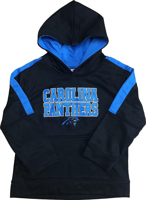 brand new fa55b 7f45c Amazon.com: Carolina Panthers Black Boys Performance ...