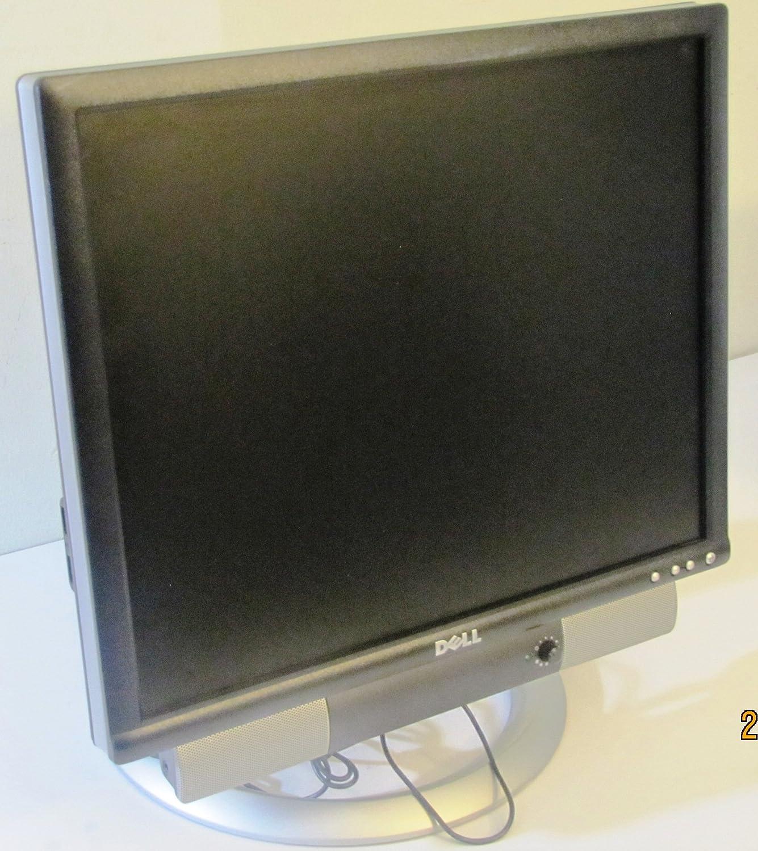 """Dell 19"""" 1905FP DVI LCD Monitor (Black/Silver) - Grade B"""