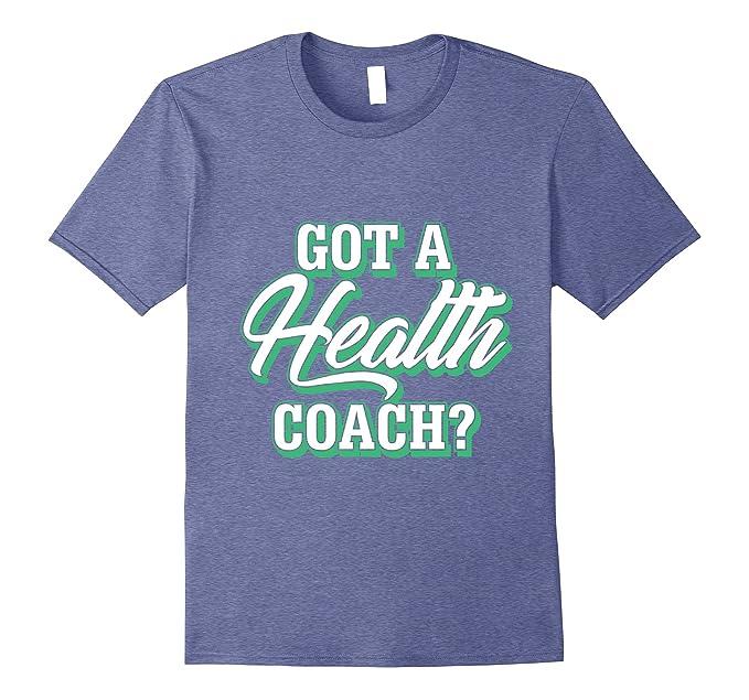 amazoncom funny health coach fitness t shirt clothing