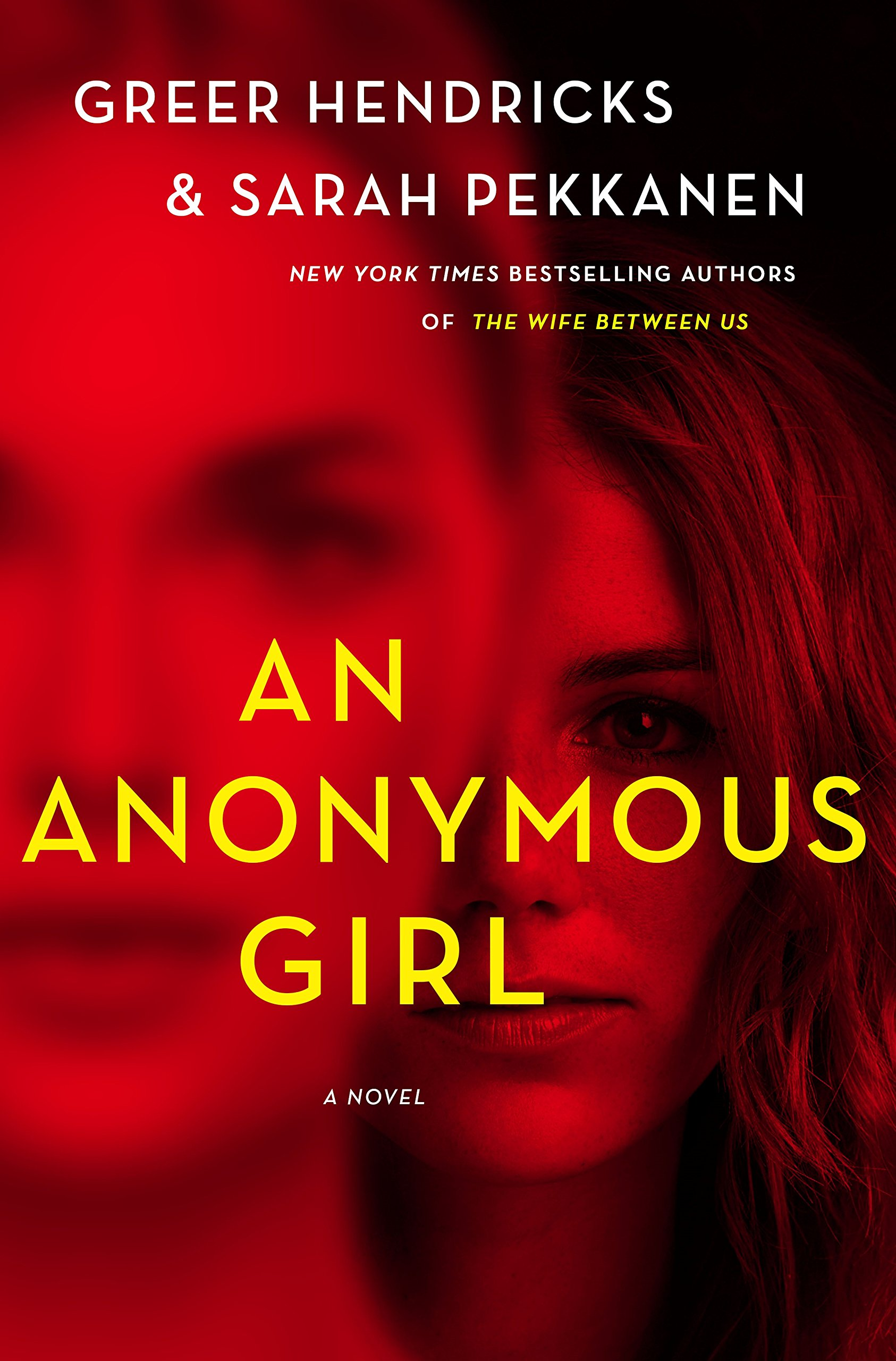 Image result for an anonymous girl book