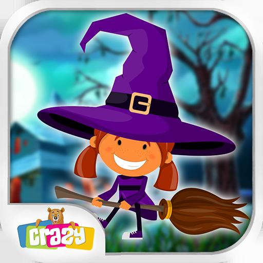 Spooky Halloween Jigsaw Puzzle (Halloween Learning Games)
