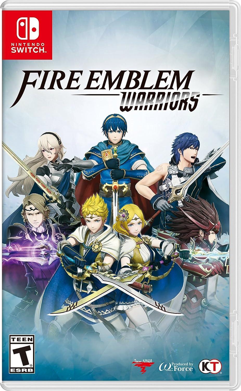 Amazon.com: Fire Emblem Warriors - Nintendo Switch [Digital ...