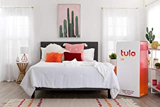 product image for LIV Mattress by tulo, Queen Size 9 Inch Bed in a Box, Great for Sleep and Optimal Body Support
