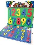 Pre-School Kindergarten Bundle ABC's Alphabet Punch Out Sponge Letters Numbers