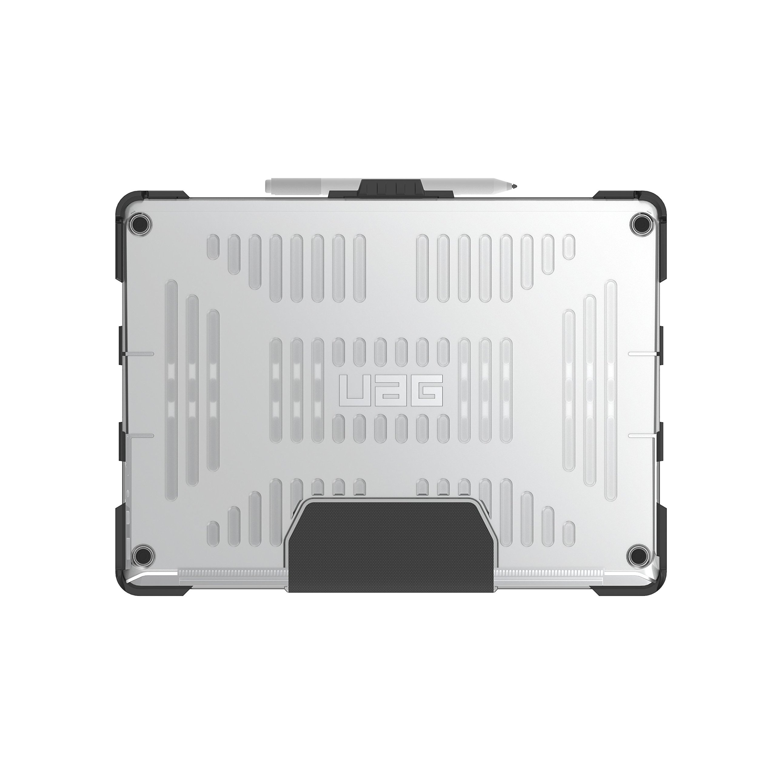 UAG Microsoft Surface Laptop 2/Surface Laptop Feather-Light Rugged [Ice] Military Drop Tested Laptop Case by URBAN ARMOR GEAR (Image #8)