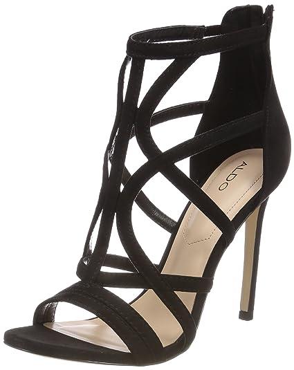 4030d06fb29e Aldo Women s Tifania Open Toe Sandals  Amazon.co.uk  Shoes   Bags
