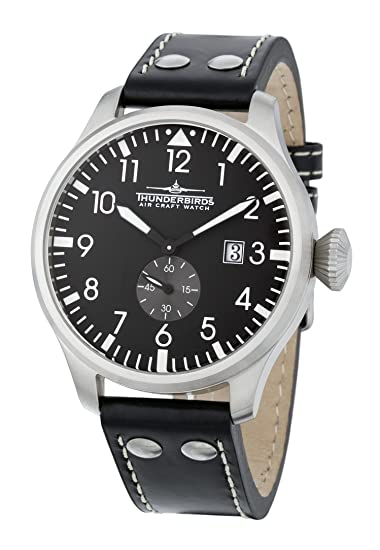 Thunder Birds TB1079-01 Historage 1956 reloj de aviador