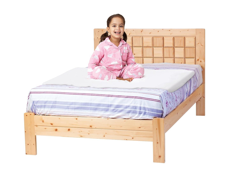 Clevamama Inkontinenzauflage Waschbar Baby - Einmalunterlagen Bett in Baumwolle - Weiß 7216