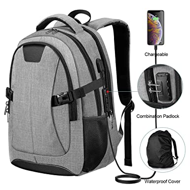 5266610b6f22 Amazon.com  Travel Laptop Backpack